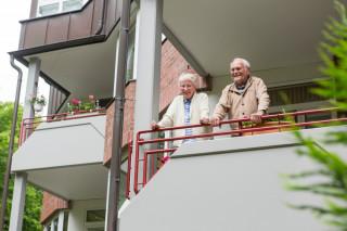 Alida Schmidt Stiftung, Wilhelm Leuschner Seniorenzentrum